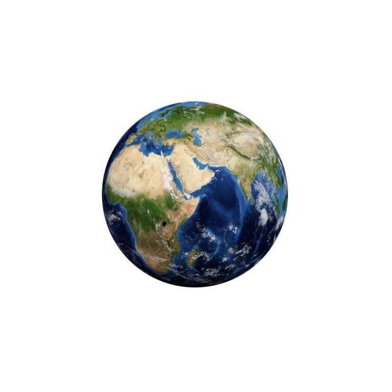 Autocollant Planete Terre