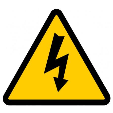 Sticker Danger électrique