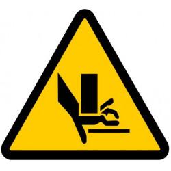 Sticker Danger risque biologique
