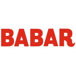 Sticker Babar Logo