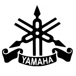 Sticker YAMAHA Tribal