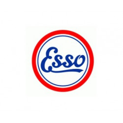 Sticker ESSO reflet