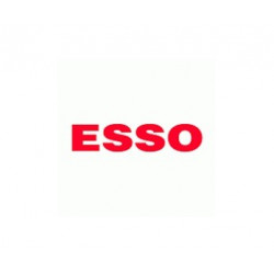 Sticker ESSO bleu