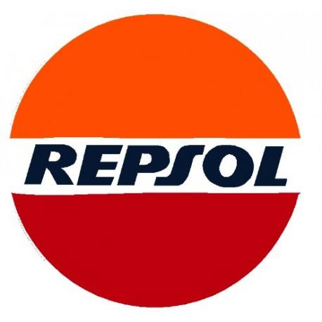 Sticker REPSOL lettres