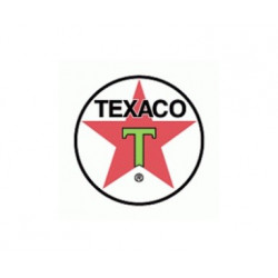 Sticker TEXACO logo