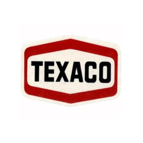 Sticker TEXACO vintage