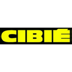 Sticker CIBIE jaune