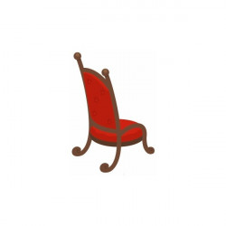 Sticker Pirate chaise