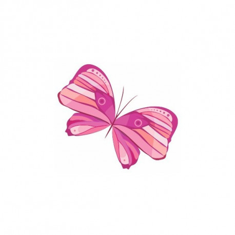 Sticker Princesse avec baguette