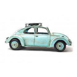 Sticker Voiture 2 CV vintage