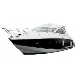 Sticker marin yacht