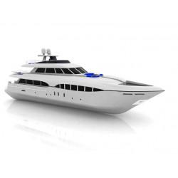 Sticker marin yacht coté