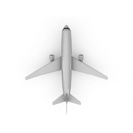Sticker mural avion d coration int rieur etiquette autocollant - Voiture vue de haut ...