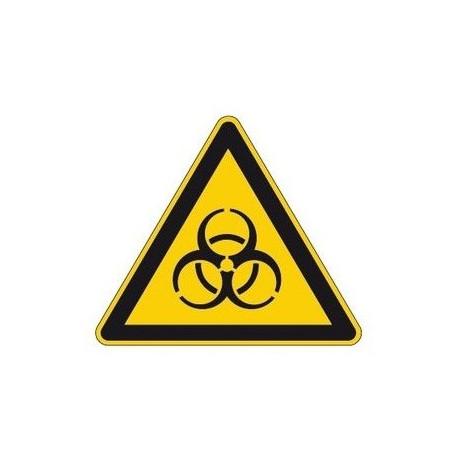 Sticker Danger risque asphyxie
