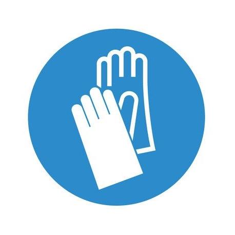 Sticker obligation - port obligatoire de bottes