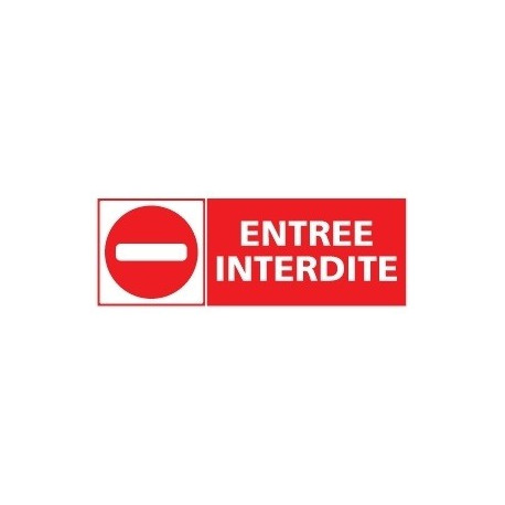 Sticker interdiction - défense de prendre des passagers