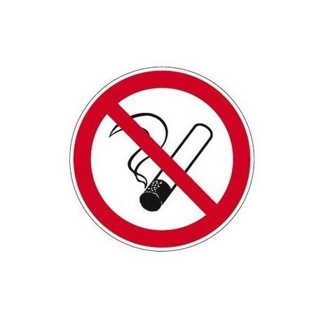 sticker interdiction interdit de fumer etiquette autocollant. Black Bedroom Furniture Sets. Home Design Ideas