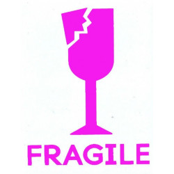 Sticker Fragile