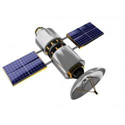 Sticker Espace planète terre