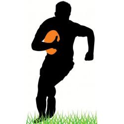 Sticker Rugby