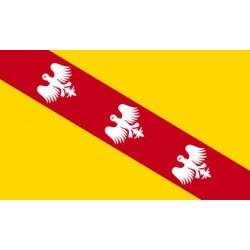 Sticker drapeau Limousin