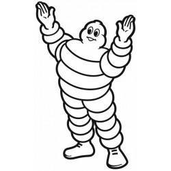 Sticker Michelin pouce