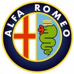 Sticker ALFA ROMEO BLEU