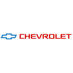 Sticker CHEVROLET ROUGE BLEU