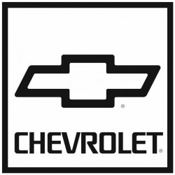 Sticker CHEVROLET CARRE NOIR