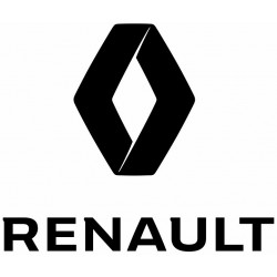 Sticker RENAULT NOIR