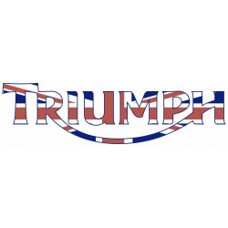Sticker TRIUMPH COULEURS