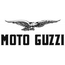 Sticker GUZZI NOIR