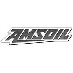 Sticker AMSOIL GRIS