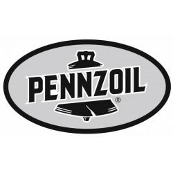 Sticker PENNZOIL ROND GRIS
