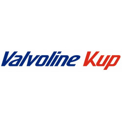 Sticker VALVOLINE KUP