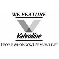 Sticker VALVOLINE GRIS