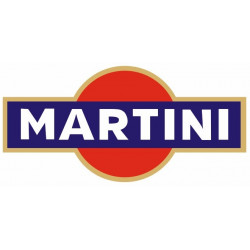 Sticker MARTINI VIOLET ROUGE