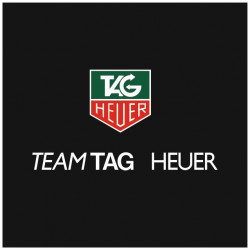 Sticker TAG HEUER CARRE NOIR