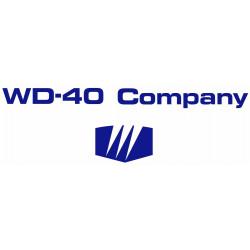 Sticker WD 40 COMPANY BLEU