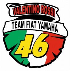 Sticker ROSSI VALENTINO 46