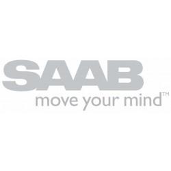 Sticker SAAB GRIS