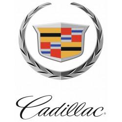 Sticker CADILLAC NOIR GRIS