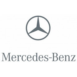 Sticker MERCEDES BENZ GRIS