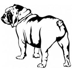 Sticker chien 03