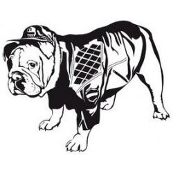 Sticker chien 04