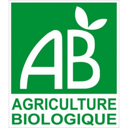 Sticker Agriculture Biologique AB
