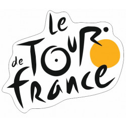 Sticker Le Tour de France