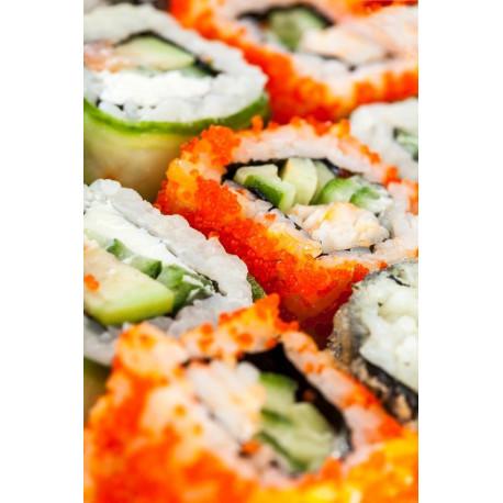 Sticker sushis