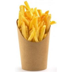 Sticker cornet de frites