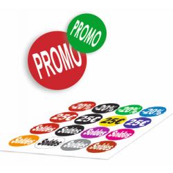 Sticker Promo